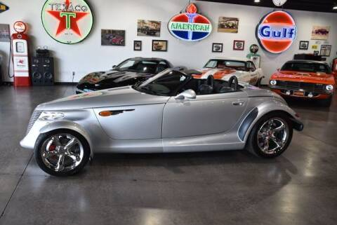 2001 Plymouth Prowler for sale at Choice Auto & Truck Sales in Payson AZ