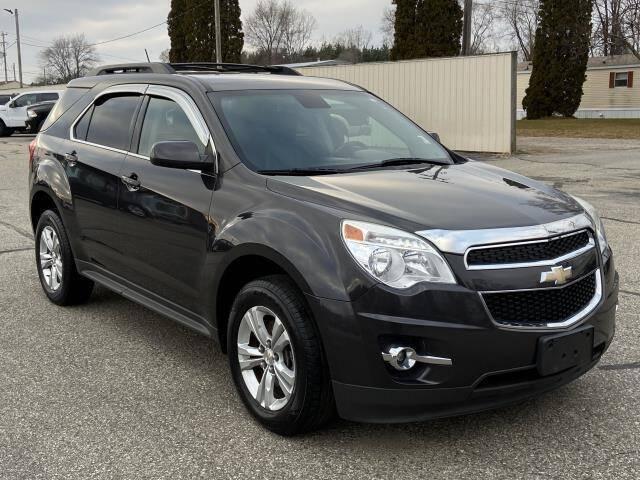 2014 Chevrolet Equinox for sale at Miller Auto Sales in Saint Louis MI