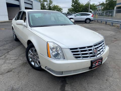 2009 Cadillac DTS for sale at JerseyMotorsInc.com in Teterboro NJ