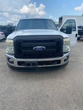 2011 Ford F-350 Super Duty for sale at BSA Used Cars in Pasadena TX
