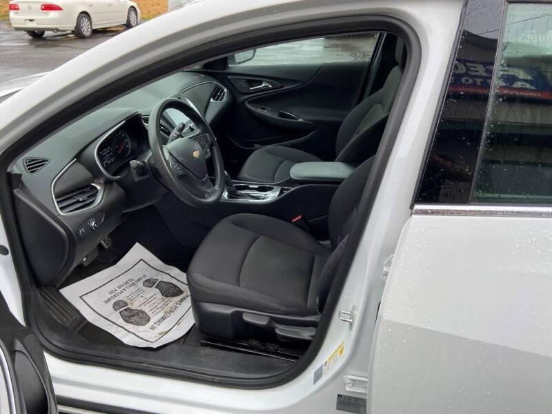2017 Chevrolet Malibu LS 4dr Sedan - Oswego NY
