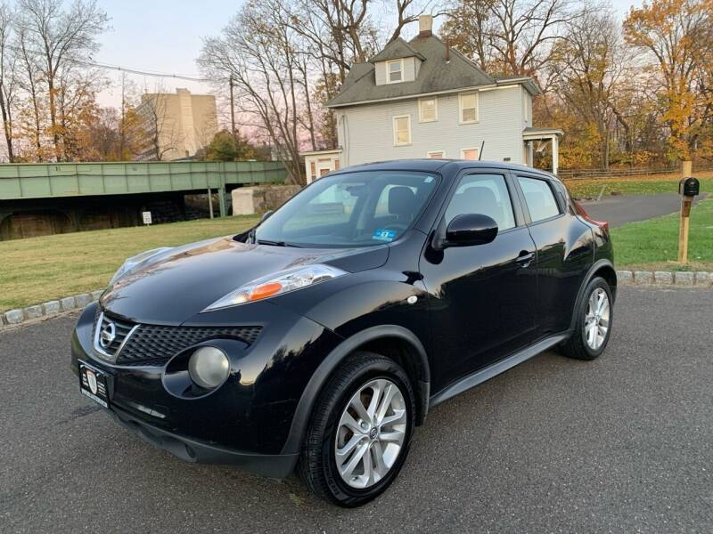 2011 Nissan JUKE for sale at Mula Auto Group in Somerville NJ