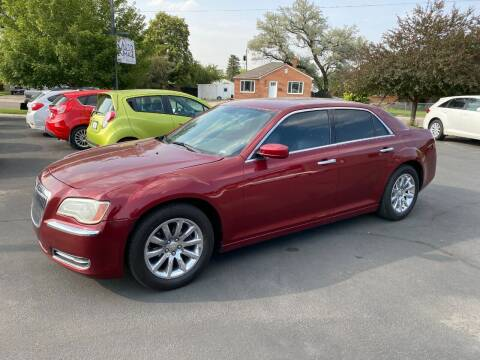 2012 Chrysler 300 for sale at Auto Image Auto Sales in Pocatello ID