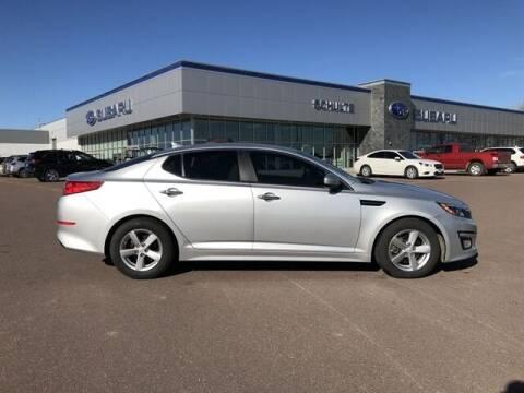 2014 Kia Optima for sale at Schulte Subaru in Sioux Falls SD