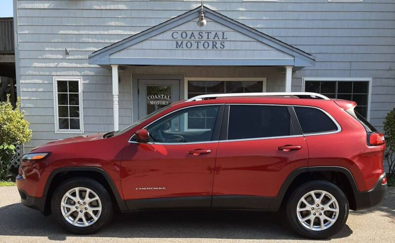 2014 Jeep Cherokee for sale at Coastal Motors in Buzzards Bay MA