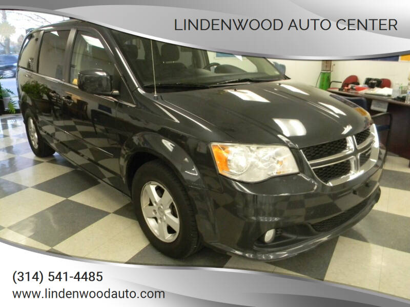2011 Dodge Grand Caravan for sale at Lindenwood Auto Center in St.Louis MO