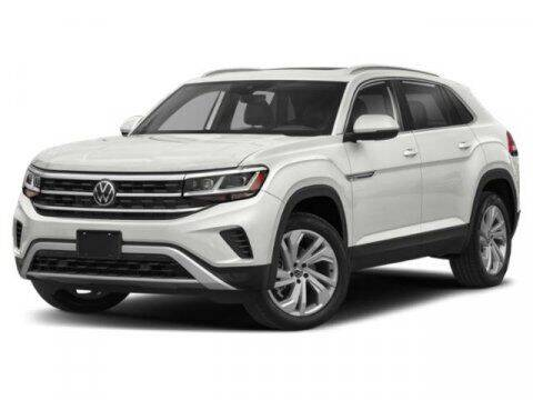 2022 Volkswagen Atlas Cross Sport for sale at Park Place Motor Cars in Rochester MN