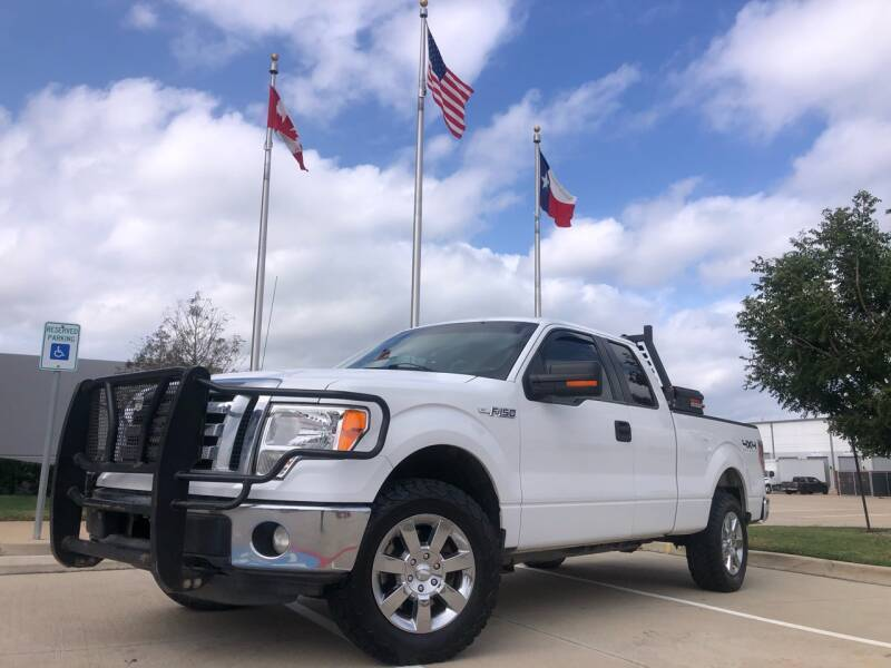 2012 Ford F-150 for sale at TWIN CITY MOTORS in Houston TX