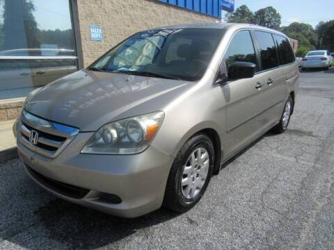 2005 Honda Odyssey for sale at Southern Auto Solutions - Georgia Car Finder - Southern Auto Solutions - 1st Choice Autos in Marietta GA