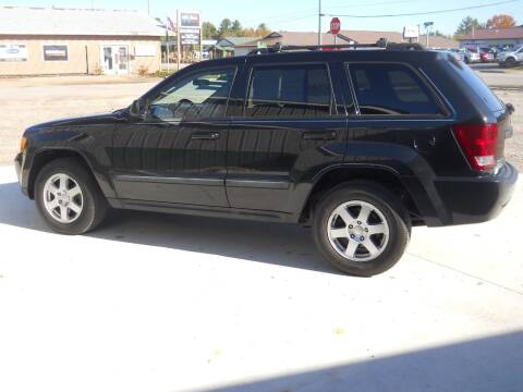 2009 Jeep Grand Cherokee for sale at Shaw Motor Sales in Kalkaska MI