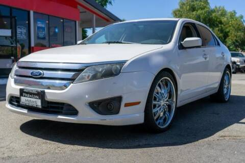 2012 Ford Fusion for sale at Phantom Motors in Livermore CA
