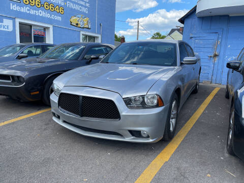 2013 Dodge Charger for sale at Ideal Cars in Hamilton OH
