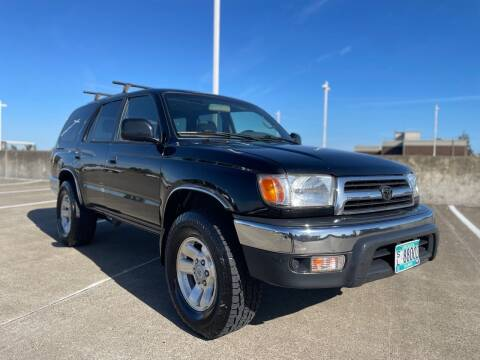 2000 Toyota 4Runner for sale at Rave Auto Sales in Corvallis OR