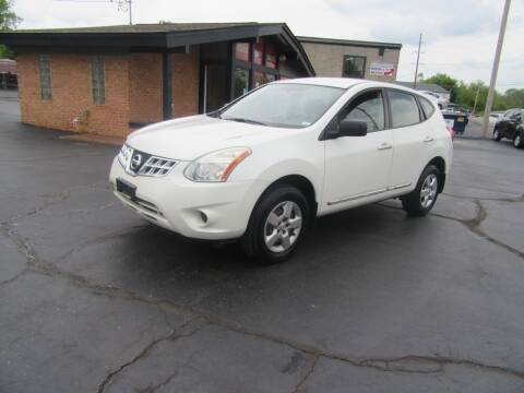 2011 Nissan Rogue for sale at Riverside Motor Company in Fenton MO