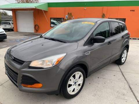 2013 Ford Escape for sale at Galaxy Auto Service, Inc. in Orlando FL