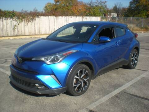 2018 Toyota C-HR for sale at 611 CAR CONNECTION in Hatboro PA