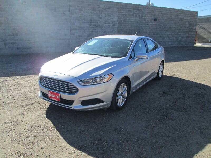 2015 Ford Fusion for sale at Stagner INC in Lamar CO