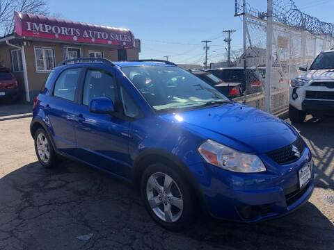 2012 Suzuki SX4 Crossover for sale at Imports Auto Sales Inc. in Paterson NJ
