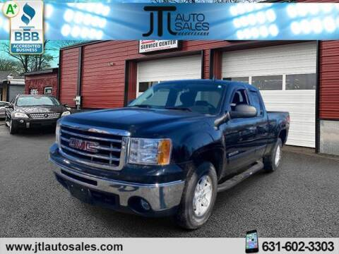 2013 GMC Sierra 1500 for sale at JTL Auto Inc in Selden NY