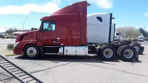 2012 Volvo VNL for sale at CAMEL MOTORS in Tucson AZ