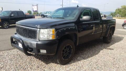 2008 Chevrolet Silverado 1500 for sale at AUTO BROKER CENTER in Lolo MT