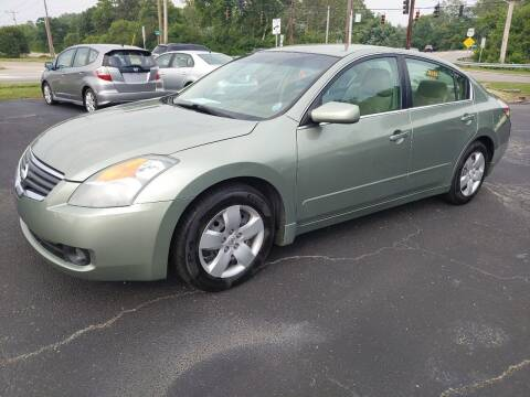 2008 Nissan Altima for sale at Germantown Auto Sales in Carlisle OH