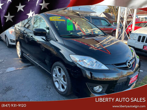 2010 Mazda MAZDA5 for sale at Liberty Auto Sales in Elgin IL