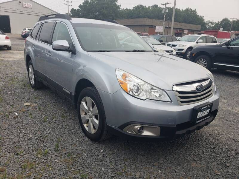 2012 Subaru Outback for sale at CRS 1 LLC in Lakewood NJ