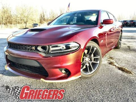 2021 Dodge Charger for sale at GRIEGER'S MOTOR SALES CHRYSLER DODGE JEEP RAM in Valparaiso IN