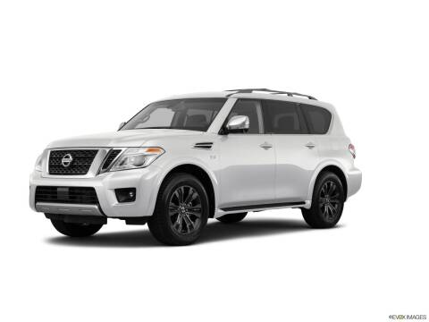 2017 Nissan Armada for sale at TEX TYLER Autos Cars Trucks SUV Sales in Tyler TX