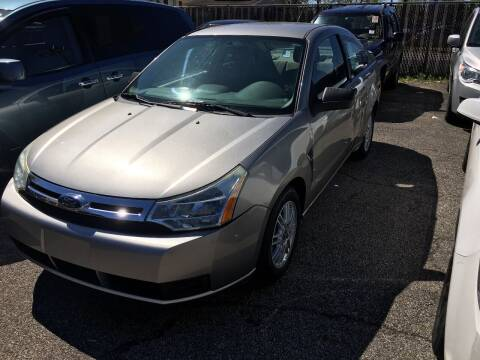 2008 Ford Focus for sale at Payless Auto Sales LLC in Cleveland OH