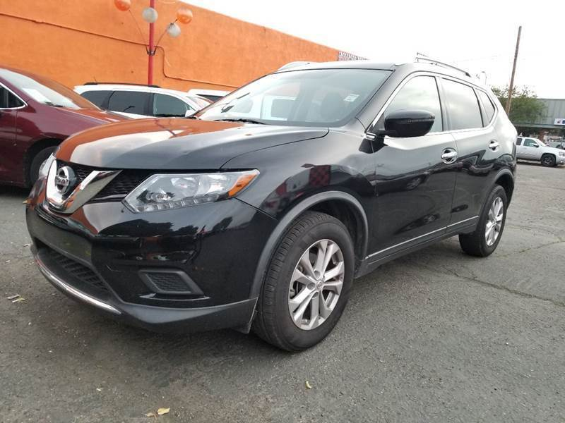 2016 Nissan Rogue for sale at City Motors in Hayward CA