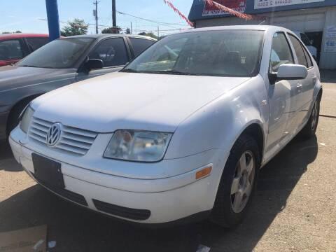2002 Volkswagen Jetta for sale at TTT Auto Sales in Spokane WA