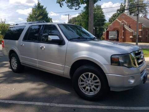 2014 Ford Expedition EL for sale at McAdenville Motors in Gastonia NC
