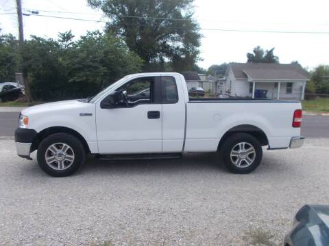 2008 Ford F-150 for sale at Ollison Used Cars in Sedalia MO