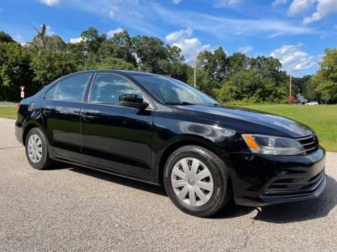 2015 Volkswagen Jetta for sale at 100% Auto Wholesalers in Attleboro MA