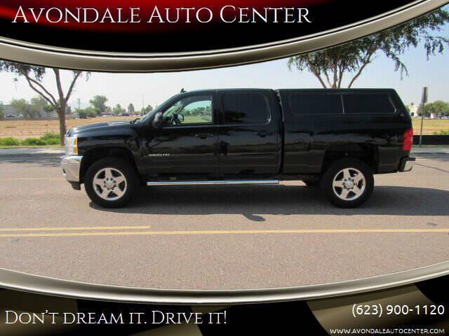 2013 Chevrolet Silverado 2500HD for sale at Avondale Auto Center in Avondale AZ