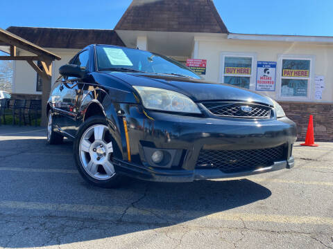 2007 Ford Focus for sale at Hola Auto Sales Doraville in Doraville GA