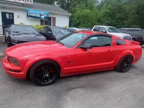 2008 Ford Mustang for sale at Star Auto Sales in Richmond VA