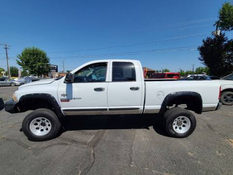 2005 Dodge Ram Pickup 2500 for sale at Silverline Auto Boise in Meridian ID