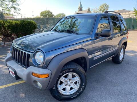 2002 Jeep Liberty for sale at Your Car Source in Kenosha WI