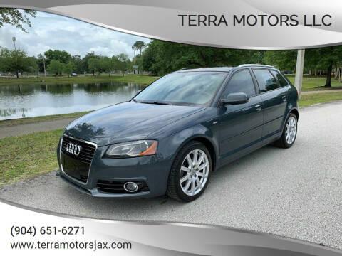 2011 Audi A3 for sale at Terra Motors LLC in Jacksonville FL