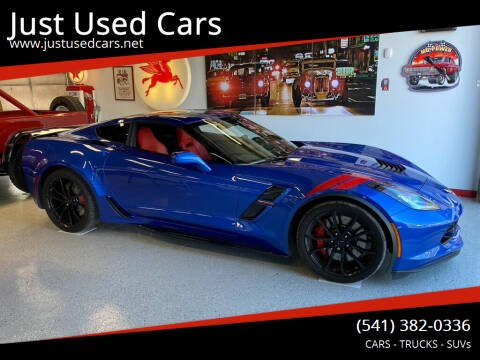 2019 Chevrolet Corvette for sale at Just Used Cars in Bend OR