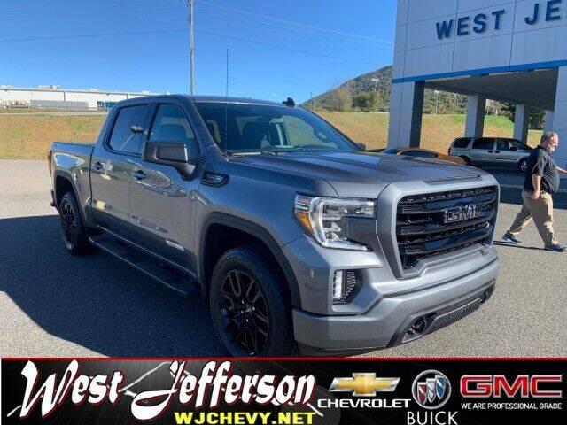 2021 GMC Sierra 1500 for sale in West Jefferson, NC