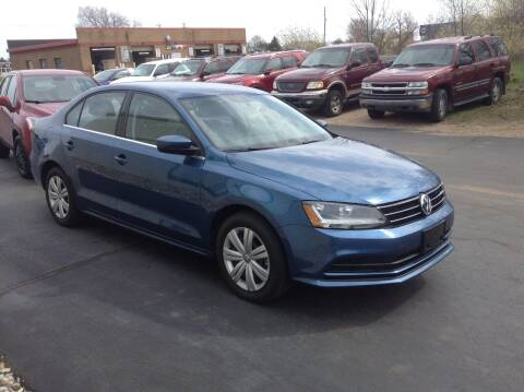 2017 Volkswagen Jetta for sale at Bruns & Sons Auto in Plover WI