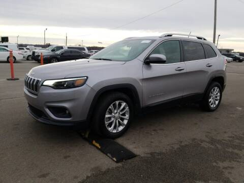 2019 Jeep Cherokee for sale at Martins Auto Sales in Shelbyville KY
