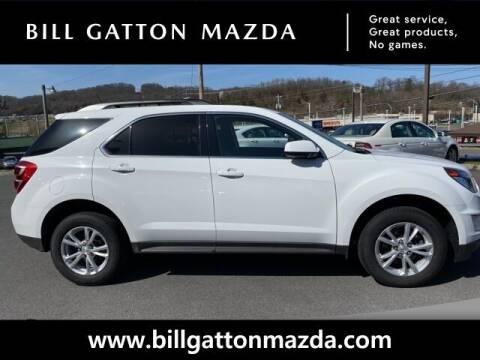 2017 Chevrolet Equinox for sale at Bill Gatton Used Cars - BILL GATTON ACURA MAZDA in Johnson City TN
