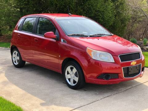 2009 Chevrolet Aveo for sale at Five Star Auto Group in North Canton OH