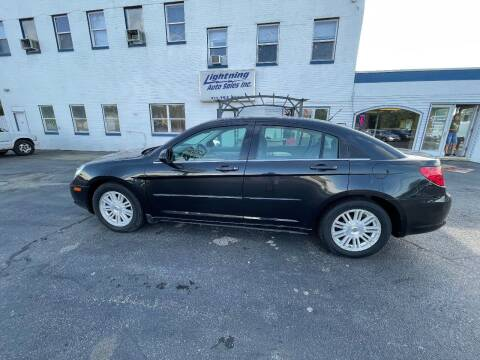 2007 Chrysler Sebring for sale at Lightning Auto Sales in Springfield IL