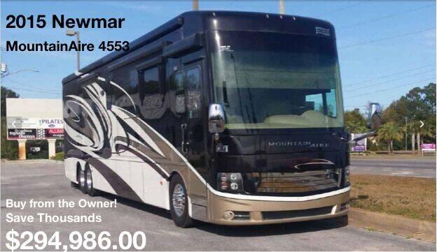 2015 Newmar Mountain Aire for sale at RV Wheelator in Tucson AZ